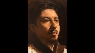 Portrait Painting Tutorial | Real-Time Instructional Video