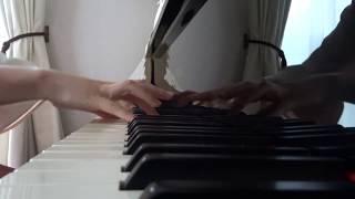 """妄想キャリブレーションの「桜色ダイアリー」を弾いてみました。 フジテレビ″ノイタミナ""""「冴えない彼女の育て方♭」のエンディングテーマ..."""