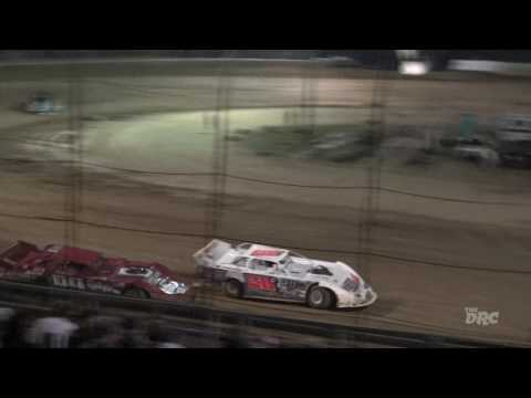 Moler Raceway Park | 8.19.16 | 10th Annual Ike Moler Memorial | Late Models | Heat 2