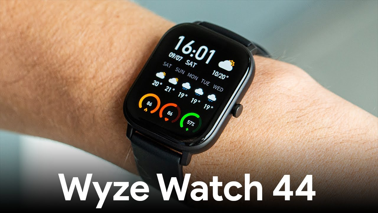 Wyze Watch 44 - Affordable smartwatch from Wyze passed FCC. - YouTube