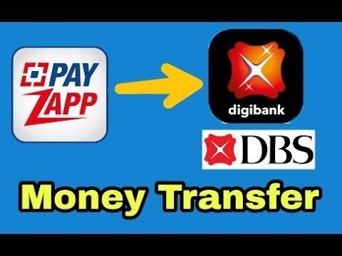 Credit card se karo money transfer DBS bank  ke trough