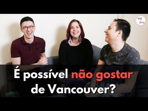 É POSSÍVEL NÃO GOSTAR DE VANCOUVER? ft. Kitty no Canadá