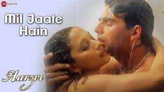 Mil Jaate Hain - Aarzoo   Akshay Kumar, Madhuri Dixit & Saif Ali Khan   Kumar Sanu & Alka Yagnik