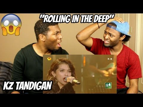 KZ Tandingan   Rolling in the Deep  