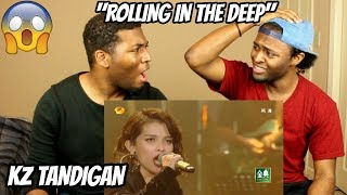 "KZ Tandingan | Rolling in the Deep | ""Singer 2018"" Episode 5 (REACTION)"