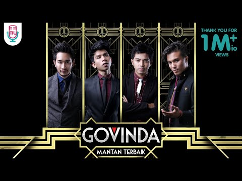 GOVINDA - Mantan Terbaik (Official Lyric Video)