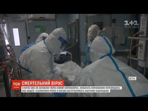 """Аеропорт """"Бориспіль"""" поки не скасовуватиме рейси з Китаю через загрозу коронавірусу"""