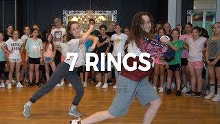 ARIANA GRANDE - 7 RINGS | Dance choreography by Danaja Azman & Kaja Simrajh