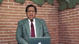 Pdt. Samuel Simorangkir (Marah)
