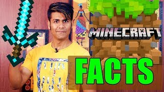 MINECRAFT FACTS !! | Things You Don't Know About Minecraft