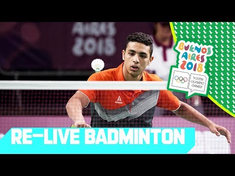 RE-LIVE | Day 06: Badminton | Youth Olympic Games 2018
