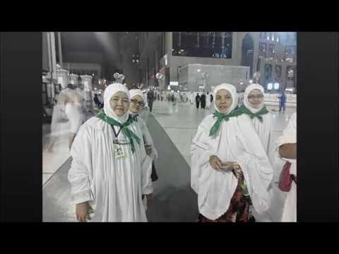 RAIHAN-HJ MENUJU  ALLAH (Perjalanan Umrah Mekah - Madinah)