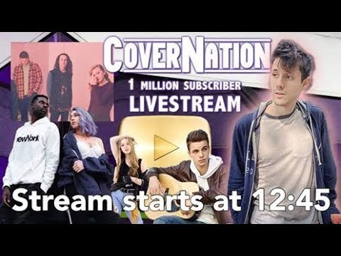 1 Million Subscribers stream Concert featuring KURT HUGO SCHNEIDER  Cover Nation