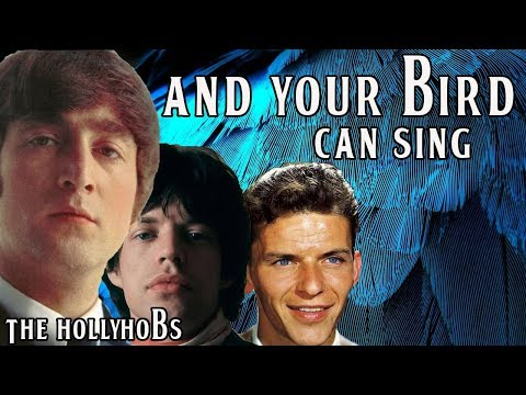 The Beatles - And Your Bird Can Sing (Explained) The HollyHobs