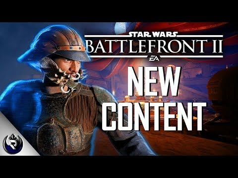 ALL CONTENT in SEASON 2 (New Mode, Legendary Skins) - Star Wars Battlefront 2