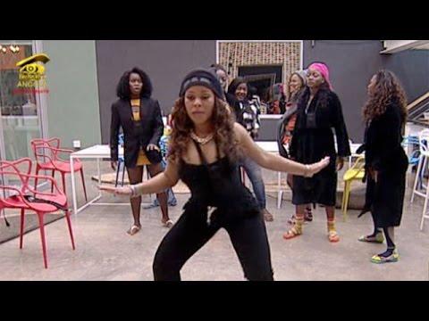 Big Brother Angola-  Ensaios Das Meninas