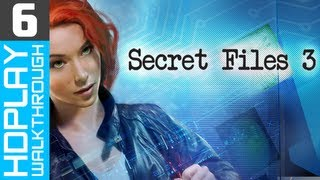 Secret Files 3 - Walkthrough Part 6 | Repeatable Dream (Florence)