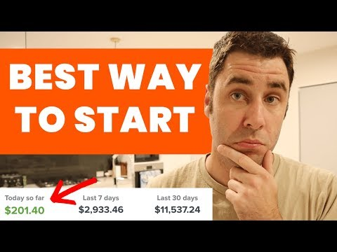 The BEST Way To Start Making Passive Income! (How I Started)