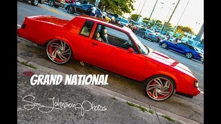Different but super clean Grand National on Savini Wheels in HD must see
