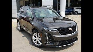 2020 Cadillac XT6 Walk-around