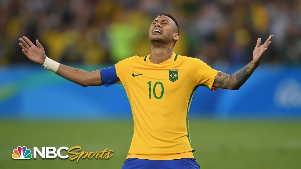 Neymar wins dramatic gold for Brazil in Rio (FULL SHOOTOUT) | NBC Sports