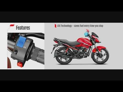 HERO motorbike NEW GLAMOUR 125 upcomming 2018 model full detail