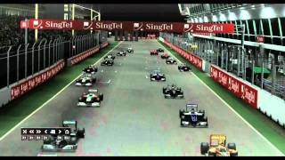 F1 2010 - PC Gameplay - Max Settings (ULTRA)