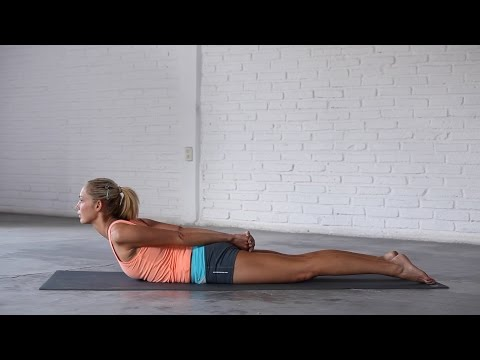15 Minute Post-Ride Yoga Routine For Mountain Bikers