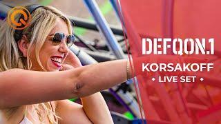 Korsakoff   Defqon.1 Weekend Festival 2019