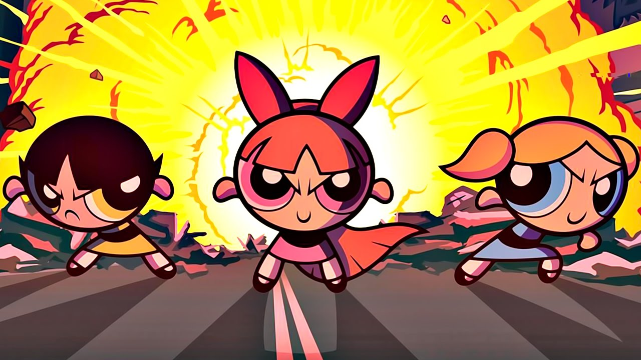 The Powerpuff Girls End Credits Theme Song