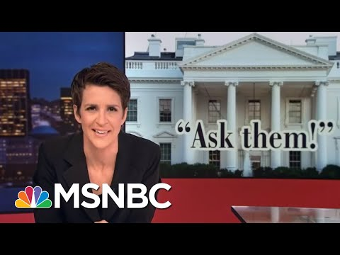 Robert Mueller Memo On Flynn Shows Cooperation On Three Investigations | Rachel Maddow | MSNBC