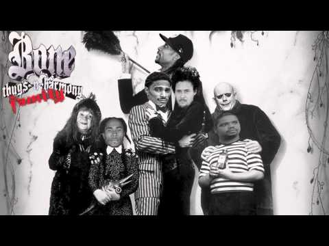 Bone Thugs N Harmony Family [Addams Family KREE-MIX]
