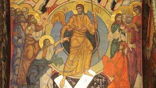 Введенский женский монастырь. Светлое Христово Воскресение. Пасха.