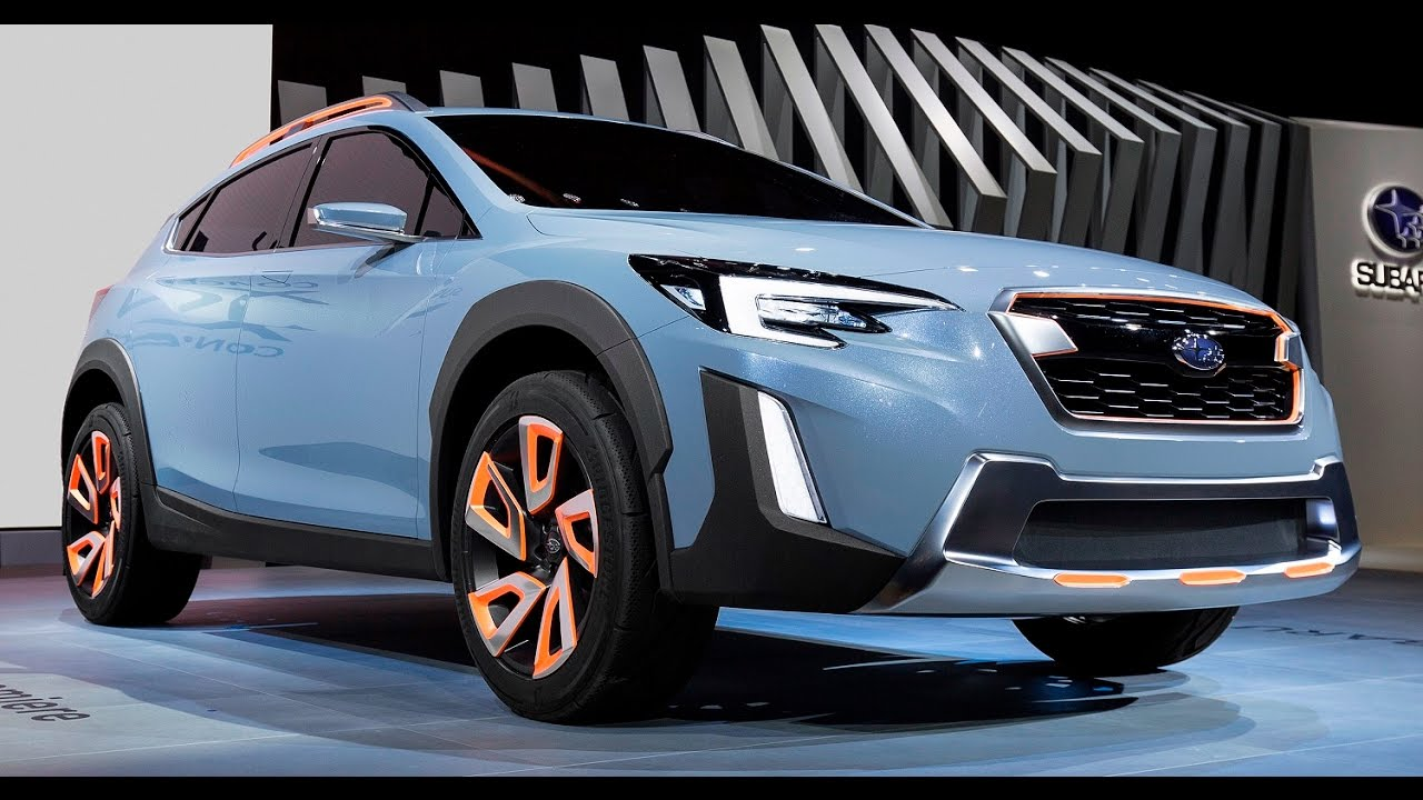 2018 SUBARU XV - Exterior and Interior - YouTube