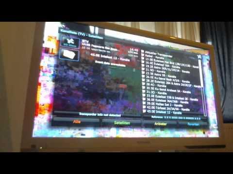 Ferguson Ariva 4K Hybrid Android TV Box with DVB-S2 Tuner Unboxing .