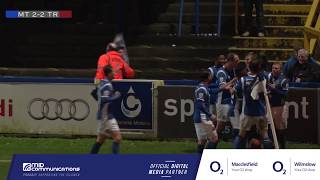 Highlights: Macclesfield 2-2 Tranmere
