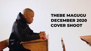 GQ Thebe Magugu Dec 2020 Cover