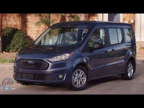 FORD TRANSIT CONNECT WAGON 2019 (TOP SOUNDS)