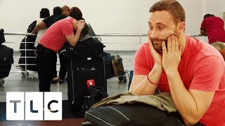 Man Stood Up At Airport After Travelling For Two Days | 90 Day Fiancé: The Other Way