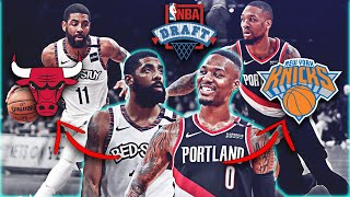 1 MEGA Trade for Every NBA Lottery Team If It Wins The Number 1 Pick In The 2020 NBA Draft