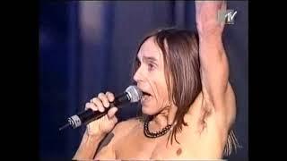 Iggy Pop - Lust for life (live MTV Music Awards)