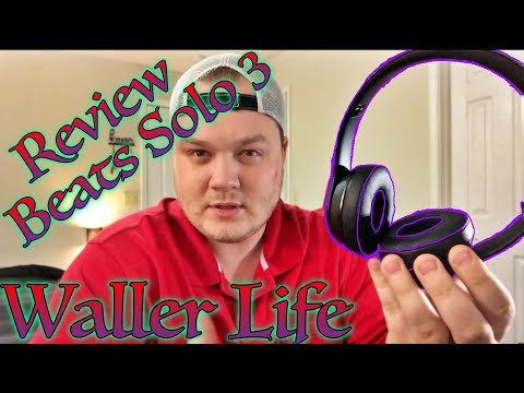 Beats Solo 3 By Dr Dre 2019 Review!?