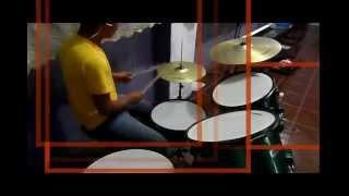 Tutorial batería / Miel San Marcos - Que brille Jesús
