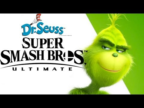 The Grinch Has Leaked Smash Ultimate ( MAJOR SPOILERS AHEAD)