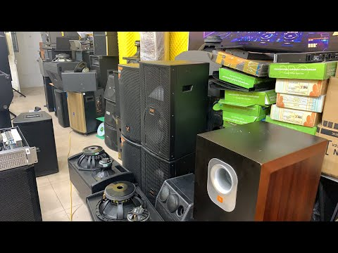 Tư vấn chọn đồ chơi audio rẻ hay mic bãi xịn loa patyhau 6012 BMB 2012 2tr LH 0877578888-0877053333