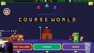 Super Mario Maker - TASコース(Express) by ψγYukkunγψ (plus two sick auto levels by them)