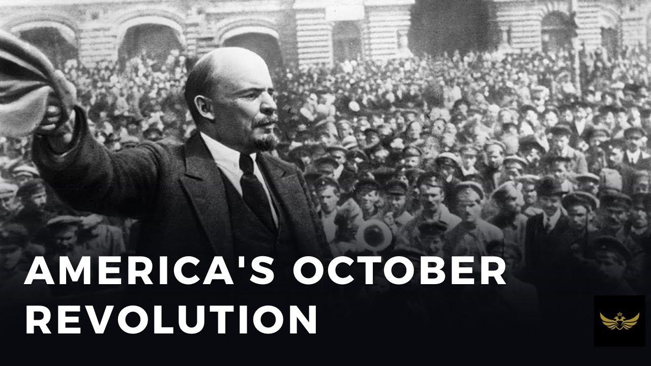 America's Neoliberal October Revolution