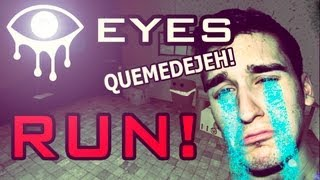 RUN! - ¡Este Fantasma me tiene Harto! - Eyes The Horror Game
