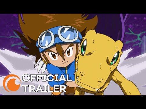 Digimon Adventure | OFFICIAL TRAILER