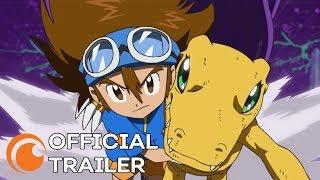 Digimon Adventure   OFFICIAL TRAILER